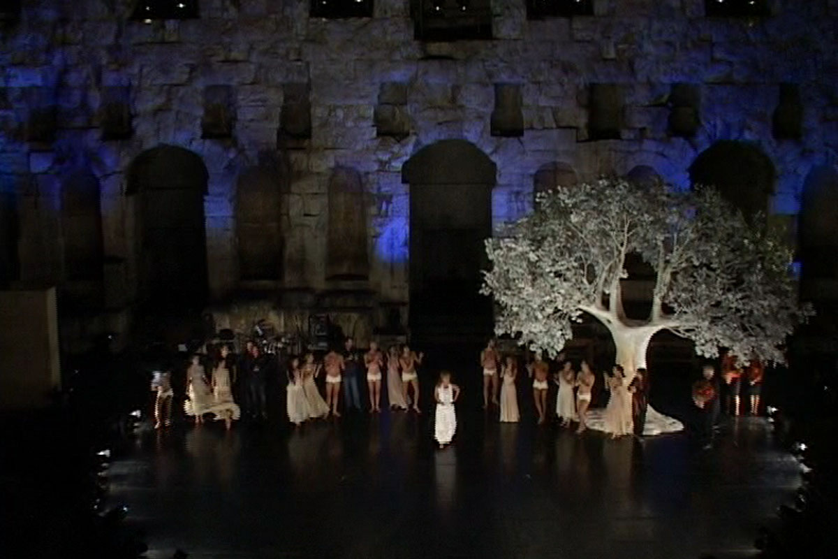 ESVS 2011 - Opening Ceremony - Herodus Atticus Odeon of Athens