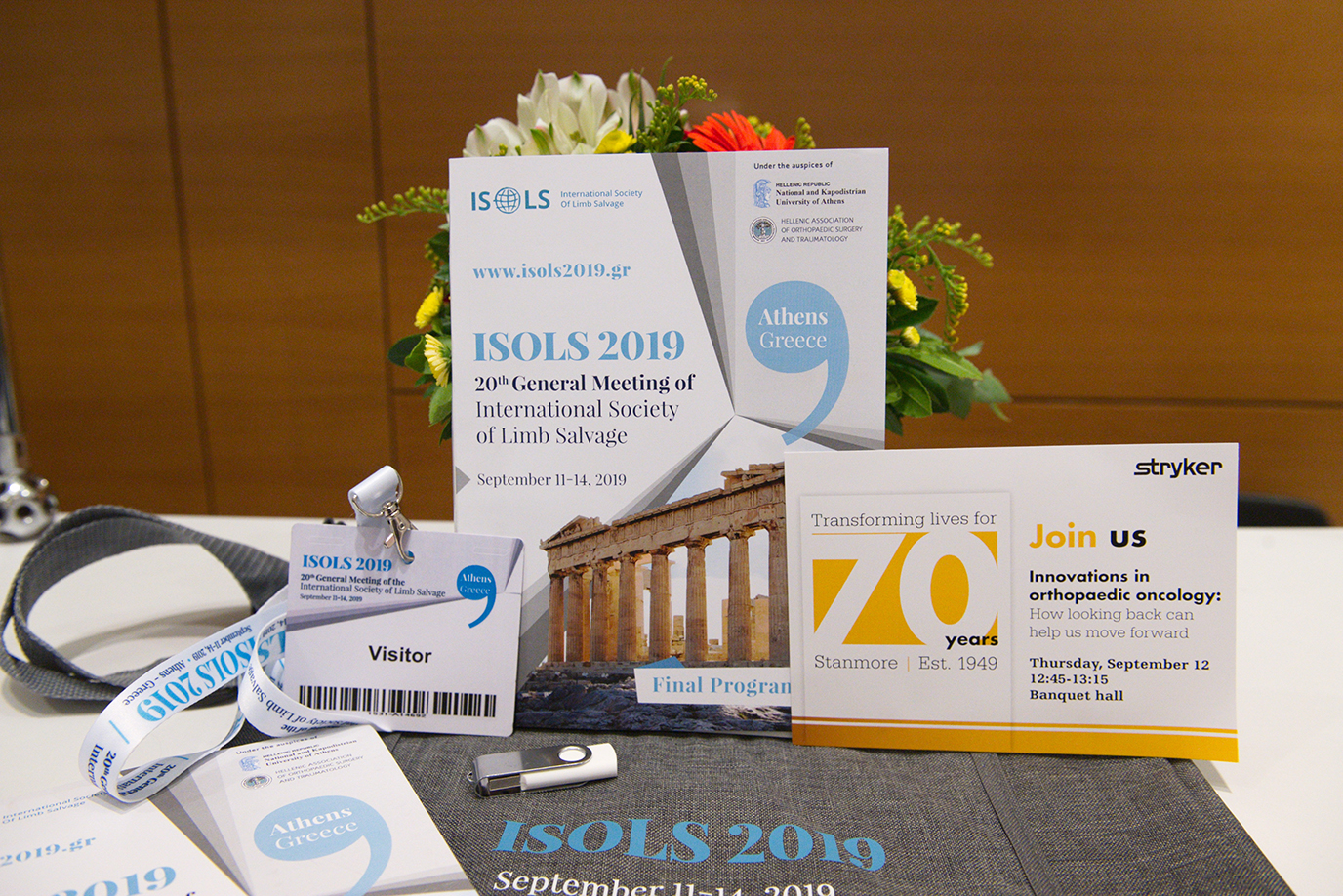 ISOLS2019 | 20th General Meeting of the International Society of Limb Salvage